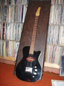 Subway NOS Danelectro bass