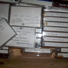 The Cassette Years