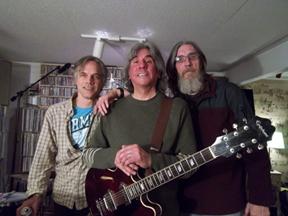 Deniz Tek, Ron Sanchez and Ric Parnell