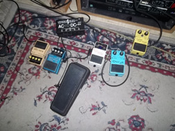 Foot Pedals