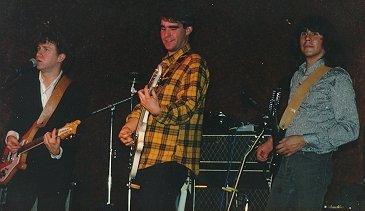 Kels, Jim and Ron