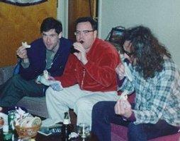Tad, Jim, and Scott