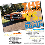 Nomads vs. Donovan's Brain