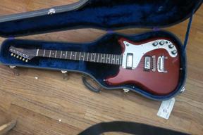 Wilshire Guitar
